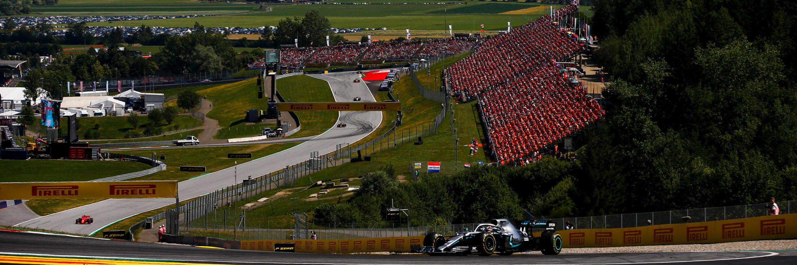 Formula 1 Austrian Grand Prix slide 2