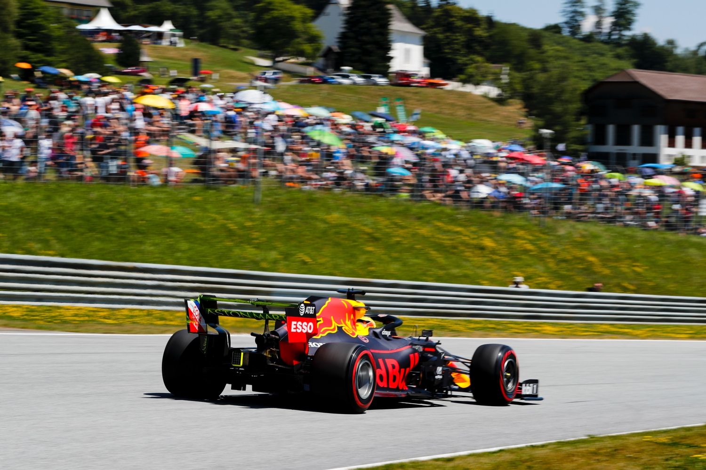 Formula 1 Austrian Grand Prix
