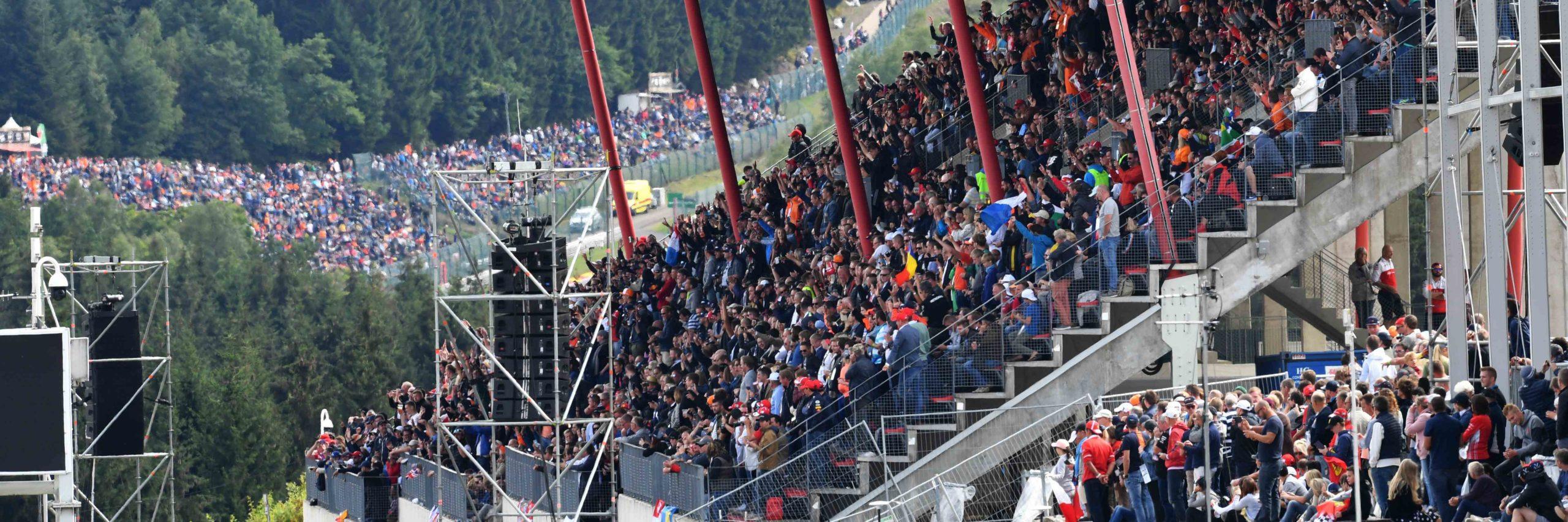 Formula 1 Belgian Grand Prix slide 3