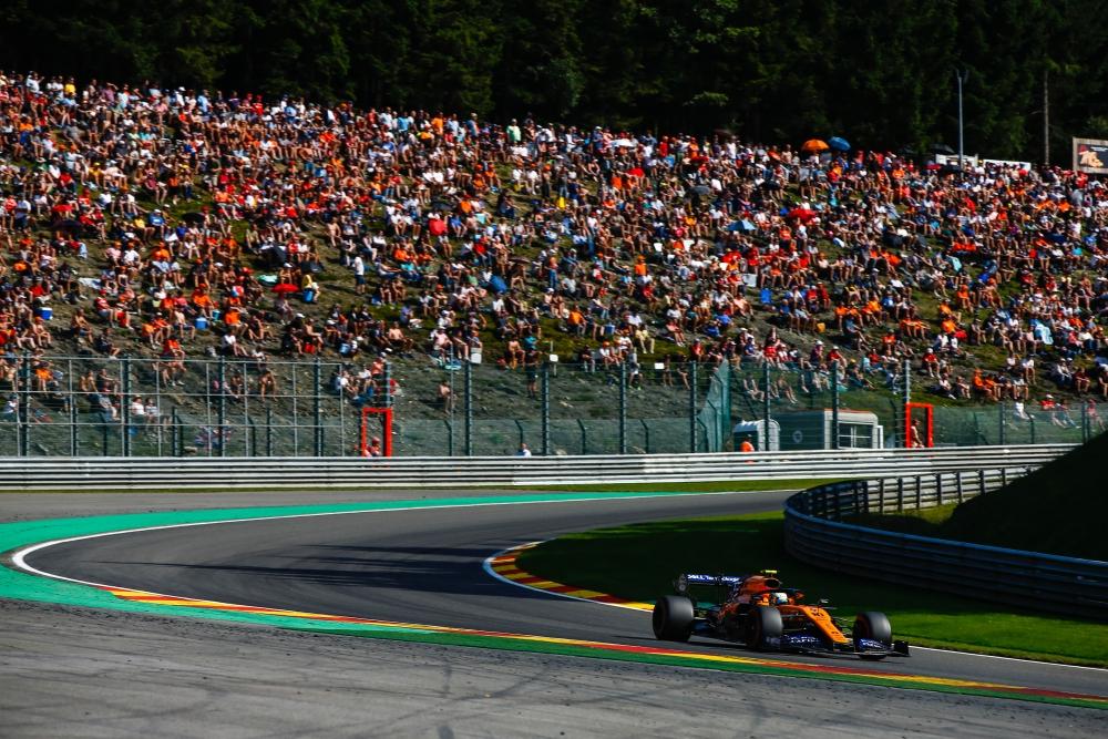 Formula 1 Belgian Grand Prix