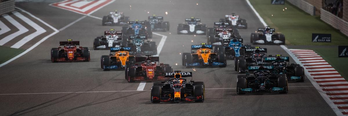 Formula 1 slide 4