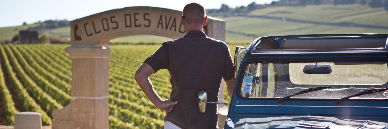2CV Tours in Burgundy slide 2
