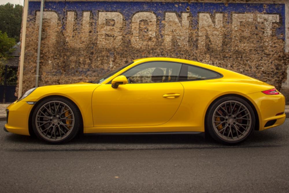 Porsche Champagne Tour 2022