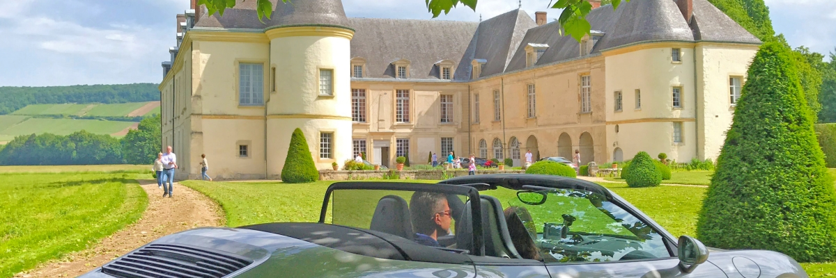 Porsche Champagne Tour 2022 slide 4